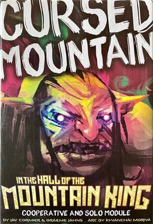 In The Hall Of The Mountain King Cursed Mountain Expansion