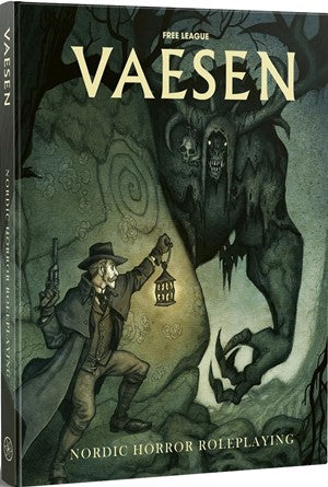 Vaesen Nordic Horror Core Rulebook