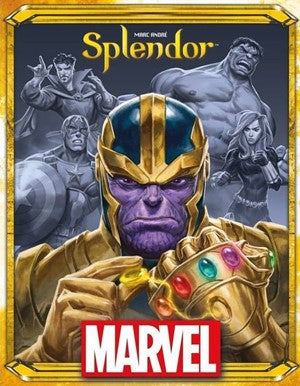 Splendor Marvel Edition