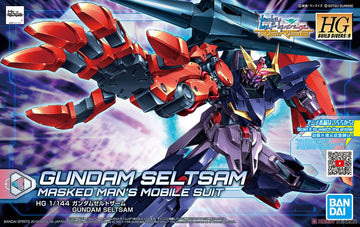 HGBDR Gundam Seltsam 1/144 Model Kit