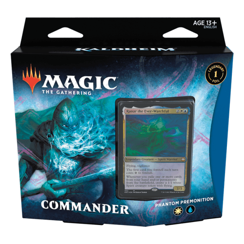 Magic: The Gathering Kaldheim Commander Deck Phantom Premonition