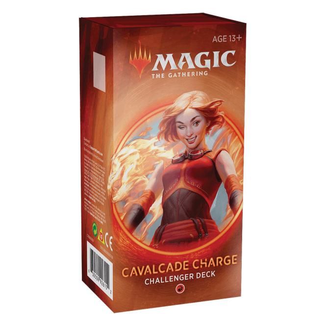 Magic The Gathering 2020 Cavalcade Charge Challenger Deck