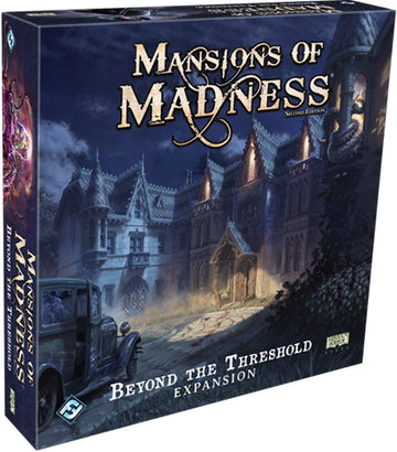Mansions of Madness: Beyond the Threshold