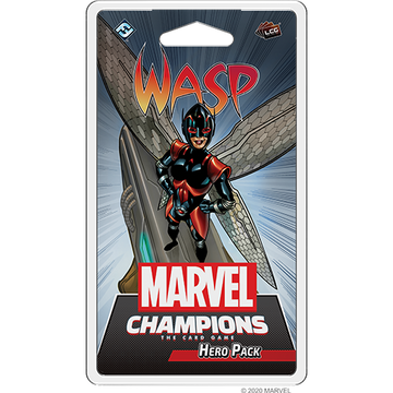 Marvel Champions Wasp Hero Pack