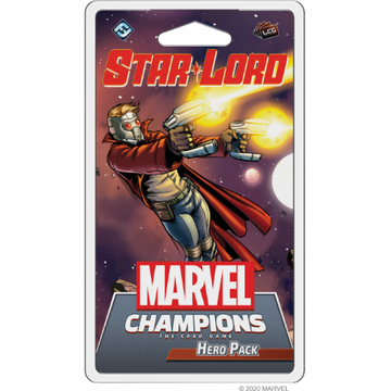 Marvel Champions Star-Lord Hero Pack