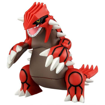 Pokemon Moncolle ML-03 Groudon