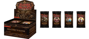Flesh and Blood TCG - Welcome to Rathe Unlimited Booster Box