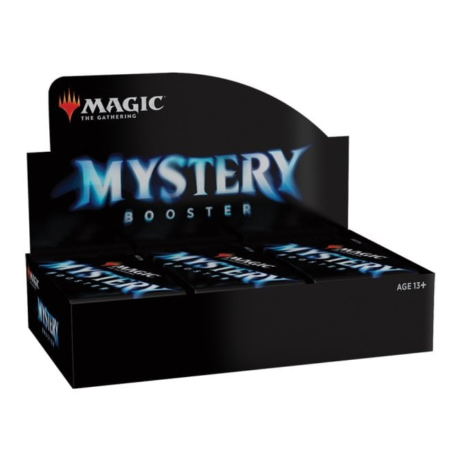 Magic The Gathering Mystery Booster Box