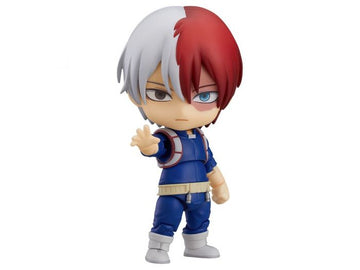 My Hero Academia Shoto Todoroki Hero's Edition Nendoroid