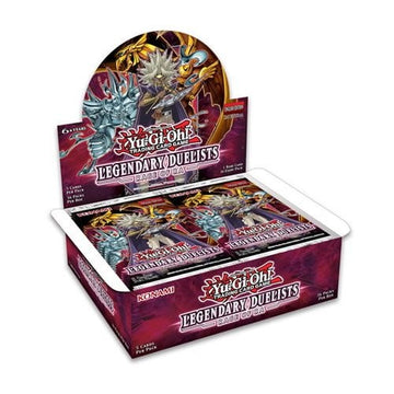 Yu Gi Oh Legendary Duelists 7 Rage of Ra Booster Box