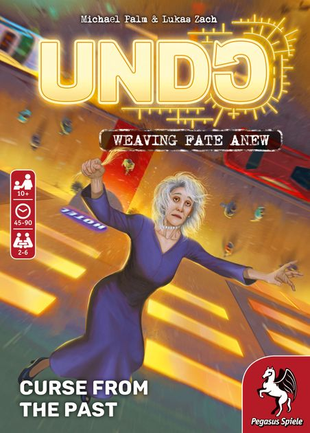 Undo Curse From The Past