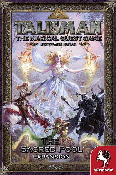 Talisman 4th Edition Sacred Pool Expansion
