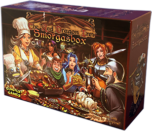 Red Dragon Inn Smorgasbox