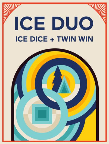 Ice Duo: Ice Dice & Twin Win