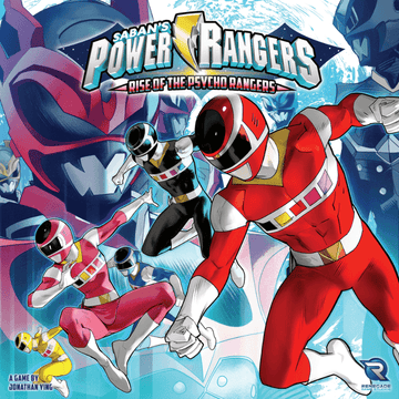 Power Rangers Heroes of the Grid: Rise of the Psycho Rangers