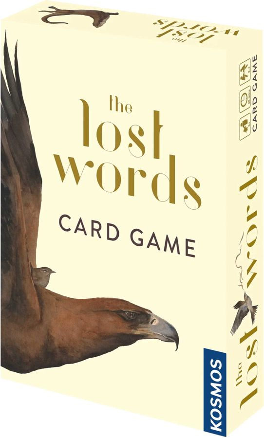 The Lost Words Card Game