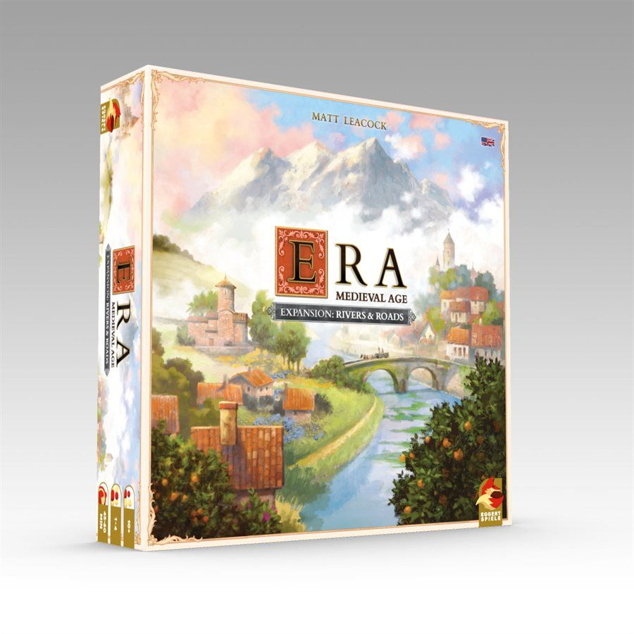 Era Medieval Age Expansion Rivers & Roads
