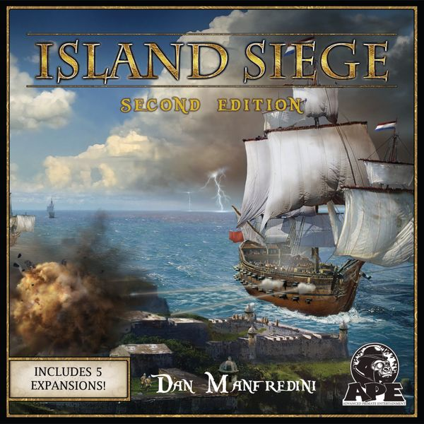 Island Siege 2nd Edition