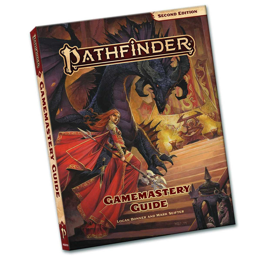 Pathfinder 2nd Edition Gamemastery Guide Pocket Edition