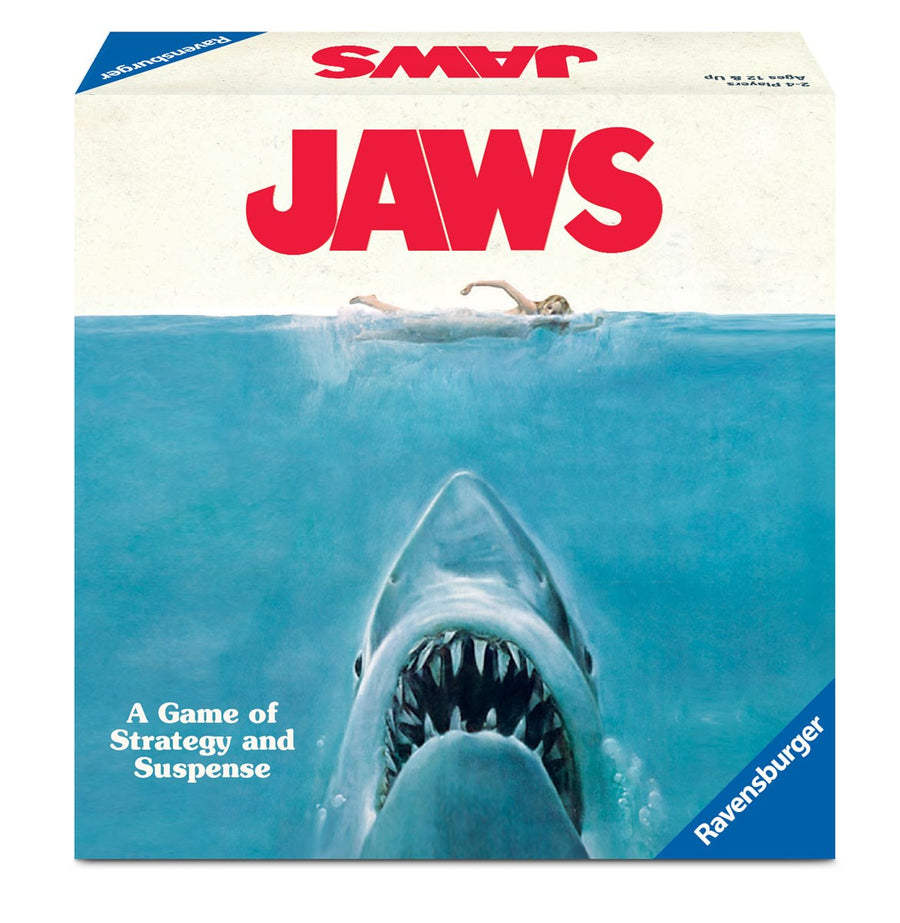 Jaws: A Game of Strategy and Suspense
