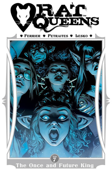 Rat Queens Volume 7