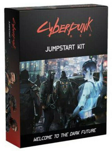 Cyberpunk Red Starter Set