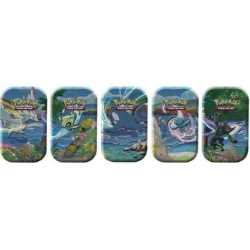 Pokemon TCG Shining Fates Mini Tin