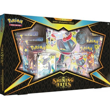 Pokemon TCG Shining Fates Shiny Dragapult VMAX Premium Collection