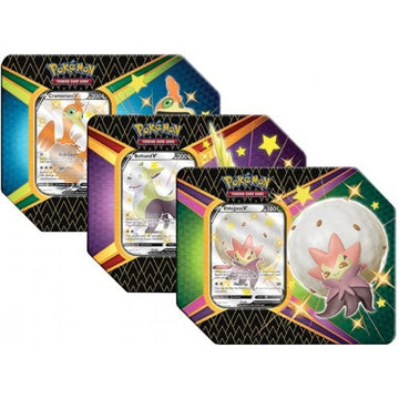 Pokemon TCG Shining Fates V Tin