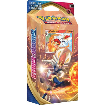 Pokemon Sword & Shield Theme Deck Cinderace