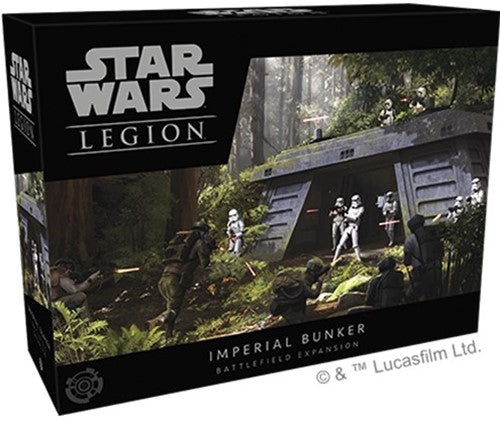 Star Wars Legion Imperial Bunker