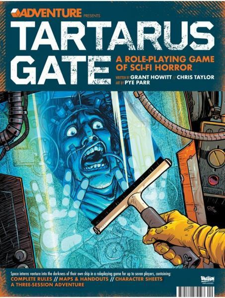 Adventure Presents Tartarus Gate: A RPG of Sci-Fi Horror