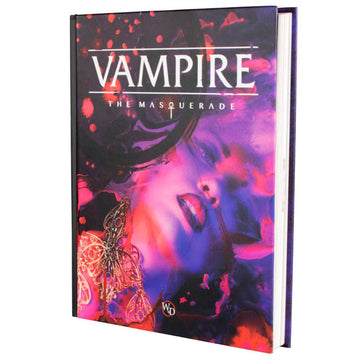 Vampire The Masquerade 5th Edition RPG