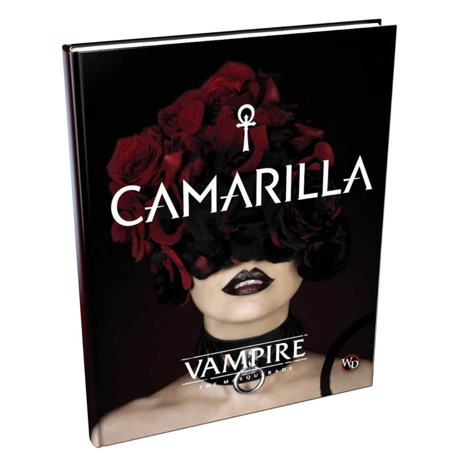 Vampire the Masquerade Camarilla Supplement