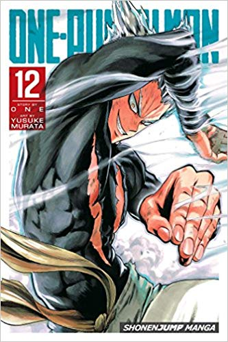 ONE PUNCH MAN VOL 12