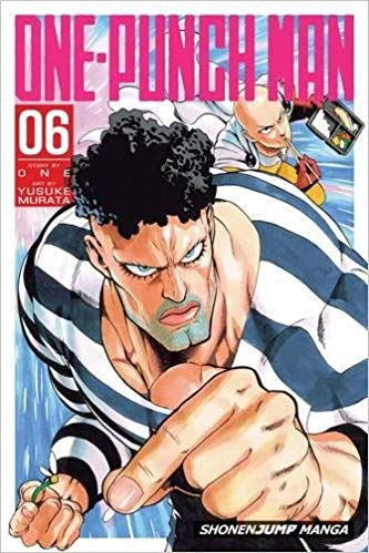 ONE PUNCH MAN VOL 6