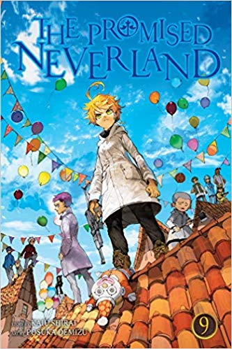 The Promised Neverland Volume 9