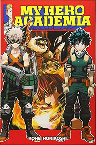 My Hero Academia Vol 13