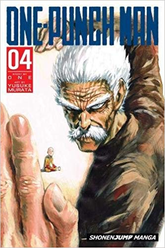 ONE PUNCH MAN VOL 4