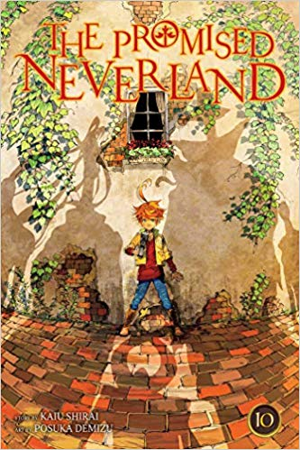 The Promised Neverland Volume 10