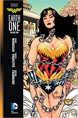 Wonder Woman Earth One Vol 1