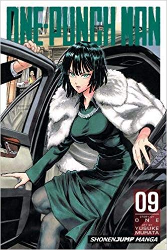 ONE PUNCH MAN VOL 9
