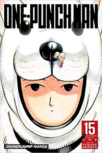 ONE PUNCH MAN VOL 15