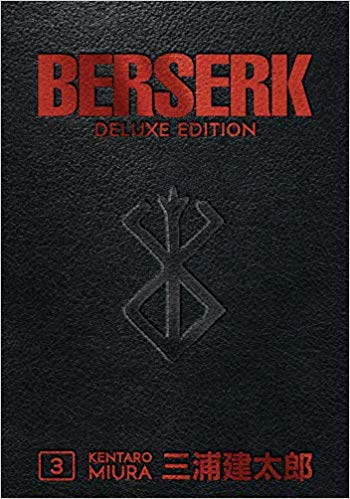 Berserk Deluxe Edition Volume 3 Hardcover