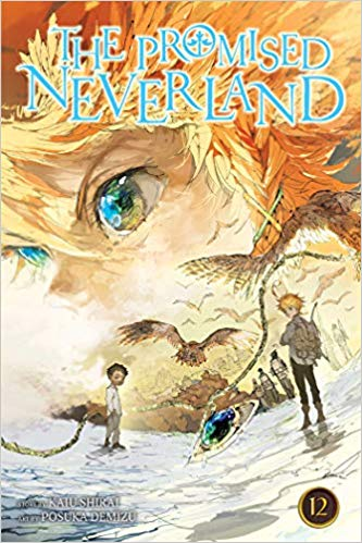 Promised Neverland Vol 12