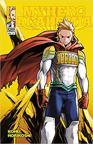 My Hero Academia Volume 17