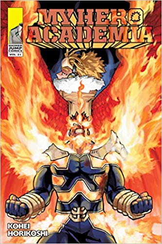 My Hero Academia Volume 21