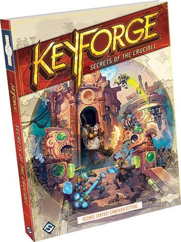 KeyForge Secrets Of The Crucible