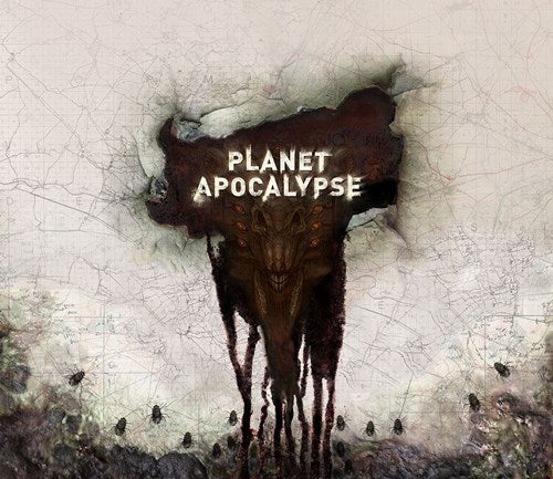 Planet Apocalypse Core Game