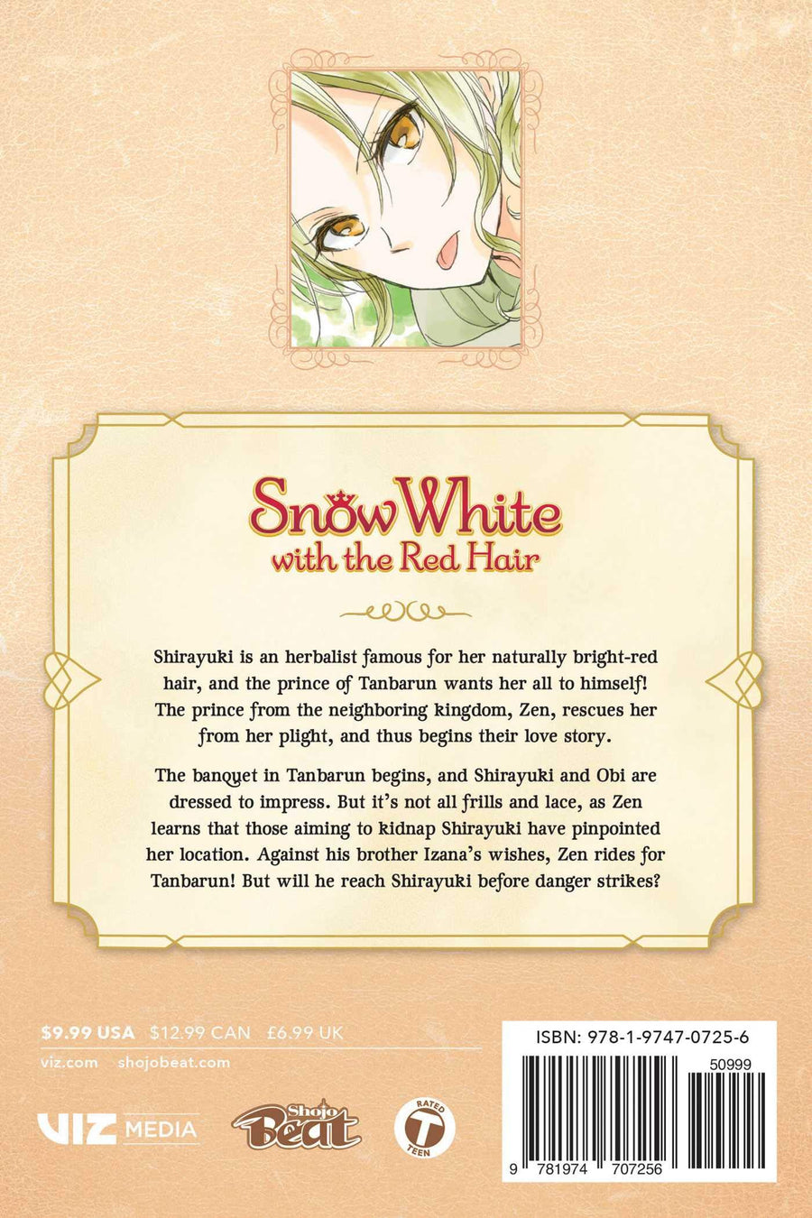 Snow White With The Red Hair Volume 6